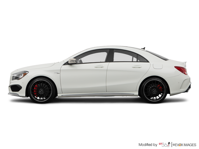 mercedes benz cla 45 amg 4matic 2016 voiture de r ve. Black Bedroom Furniture Sets. Home Design Ideas