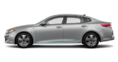 Kia Optima PHEV EX 2017