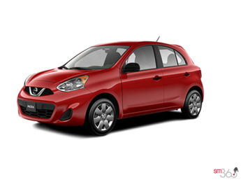 Nissan Micra 2017 AE00