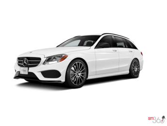 Mercedes-Benz C300 2018 4matic Wagon