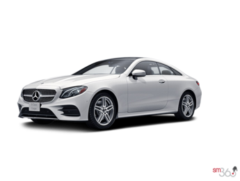 Mercedes-Benz E400 2018 4matic Coupe