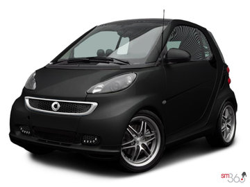 smart fortwo coupé Brabus 2013