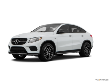 Mercedes-Benz GLE Coupé 43 4MATIC AMG 2017