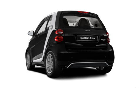 Fortwo Electric Drive COUPÉ 2015