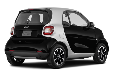 fortwo coupé passion 2017