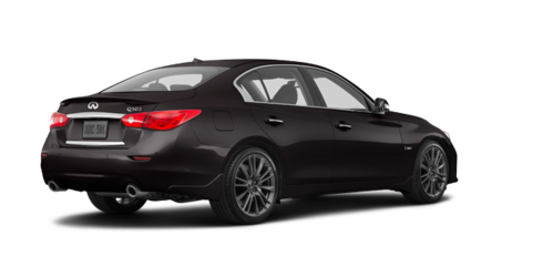 Q50 Red Sport 400 2016