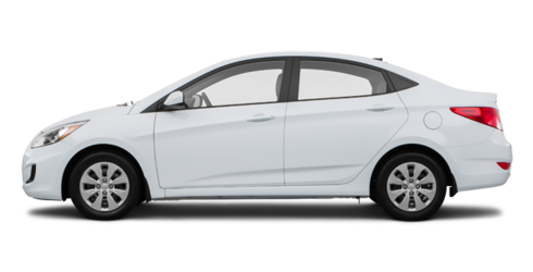 2017 Hyundai Accent Sedan LE - So far on so little to sell at Magog