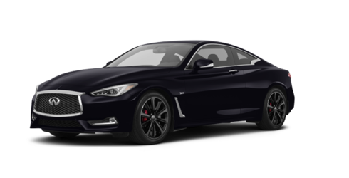 2017  Q60 Coupe RED SPORT