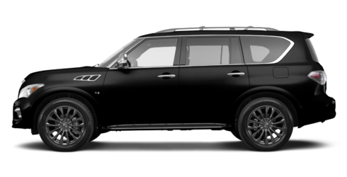 QX80 LIMITED 2017