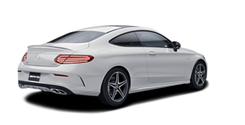 2017  C-Class Coupe 43 4MATIC