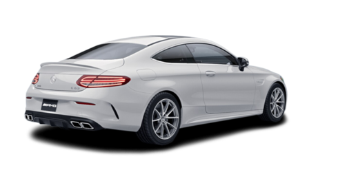2017  C-Class Coupe AMG 63