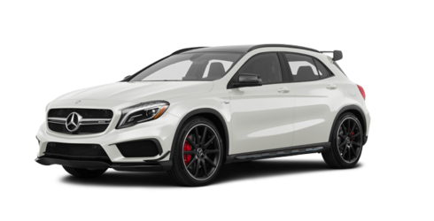 mercedes benz gla 45 amg 4matic 2017 se faufile n importe o se fait remarquer partout. Black Bedroom Furniture Sets. Home Design Ideas
