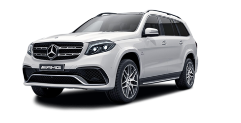 2017  GLS 63 AMG 4MATIC