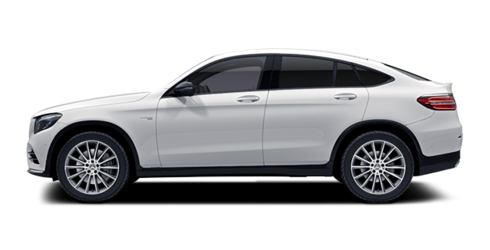 2017  GLC Coupe 43 4MATIC
