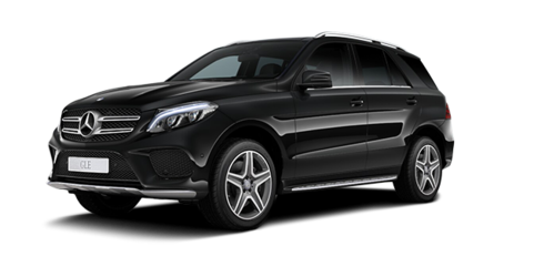 GLE 550e 4MATIC 2017