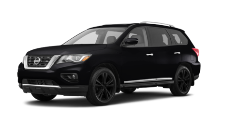 2017  Pathfinder Midnight Edition