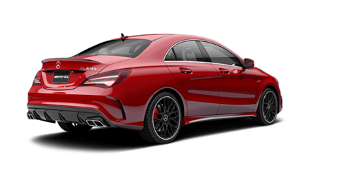 2018 mercedes benz cla 45 amg 4matic seductive from top to bottom line to sell at sherbrooke. Black Bedroom Furniture Sets. Home Design Ideas