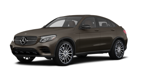 2018 mercedes benz glc coupe 300 4matic adapts to roads for Mercedes benz glc 300 accessories