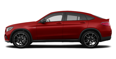 GLC Coupé AMG 43 4MATIC 2018