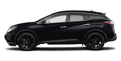 2018  Murano MIDNIGHT EDITION