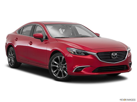 2017 mazda 6 gt in calgary north hill mazda. Black Bedroom Furniture Sets. Home Design Ideas