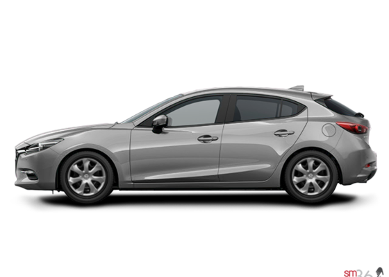 2017 Mazda 3 Sport GX in Calgary | North Hill Mazda