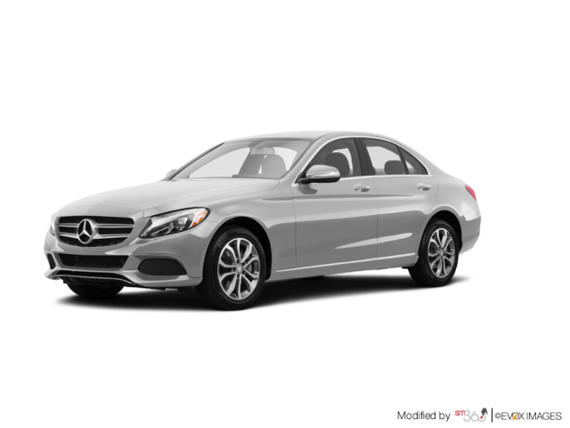 Mercedes-Benz C300 2016 4MATIC Sedan