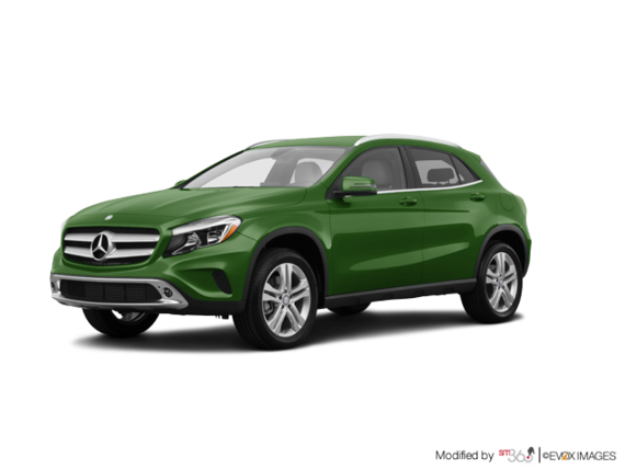 Mercedes-Benz GLA250 2016 SUV 4MATIC