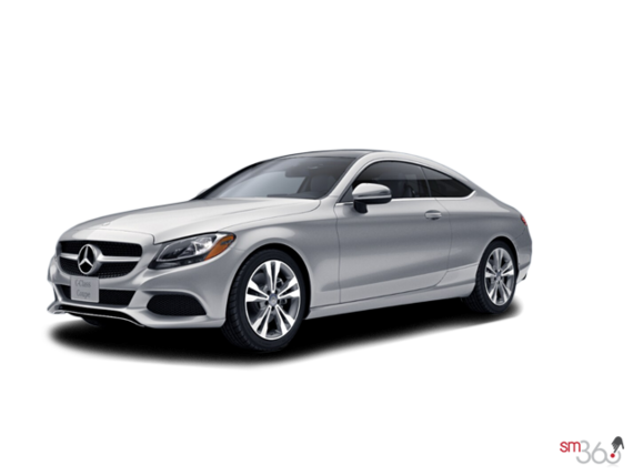 Mercedes-Benz C300 2017 4MATIC Coupe