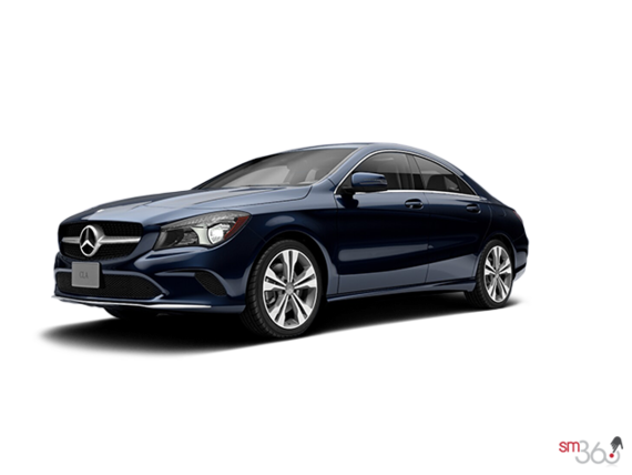 Mercedes-Benz CLA250 2017 4MATIC Coupe