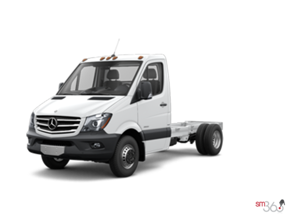 Mercedes-Benz Sprinter 2500 2017 -