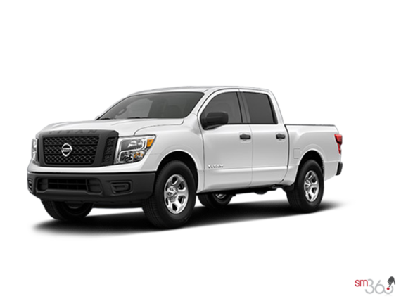NISSAN TRUCKS TITAN SINGLE CAB 2017