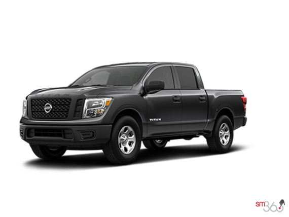 NISSAN TRUCKS TITAN HALF TON SINGLE CAB 2017