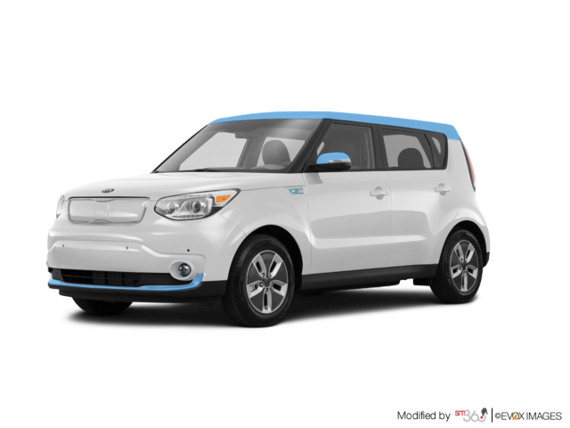 Kia SOUL EV 2018 EV Luxury
