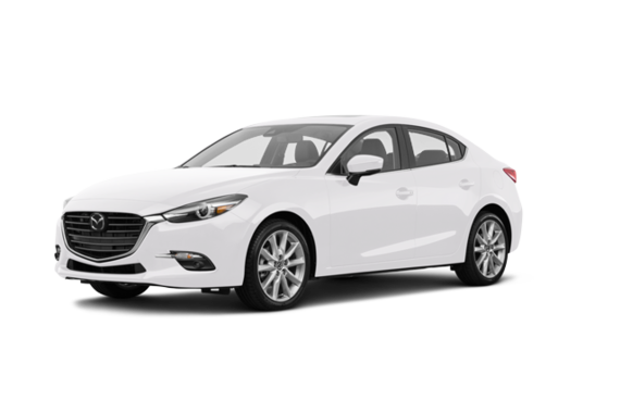 2018  Mazda3 GT For Sale