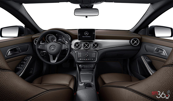 Mercedes benz cla 250 4matic 2015 une authentique for Artico interieur