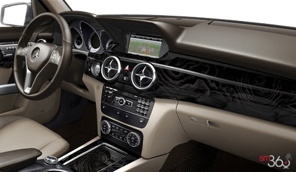 Mercedes benz classe glk 250 bluetec 4matic 2015 le vus for Artico interieur