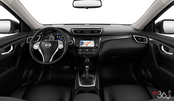 nissan rogue sl premium 2016 il s adapte tout vendre granby nissan de granby. Black Bedroom Furniture Sets. Home Design Ideas