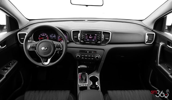 kia sportage lx 2017 fait pour la vie active vendre sherbrooke mega kia de sherbrooke. Black Bedroom Furniture Sets. Home Design Ideas