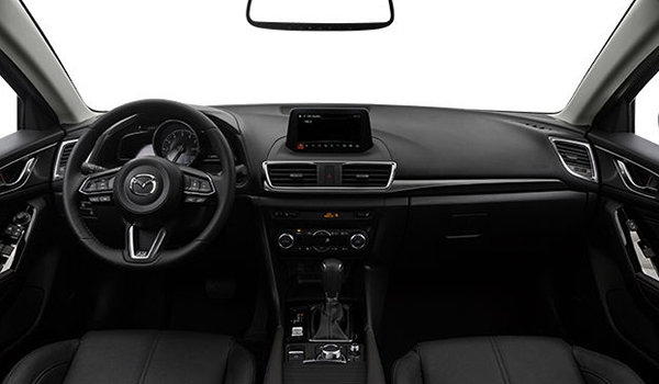 Mazda3 gt 2017 le fruit du plaisir de conduire neuf for Interieur 51 berlin