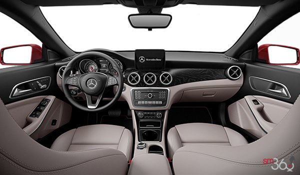 Mercedes benz cla 250 4matic 2017 voiture de r ve prix for Artico interieur