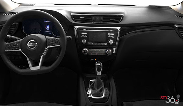 Nissan qashqai s 2017 neuf vendre groupe beaucage - Nissan qashqai 2017 interior ...