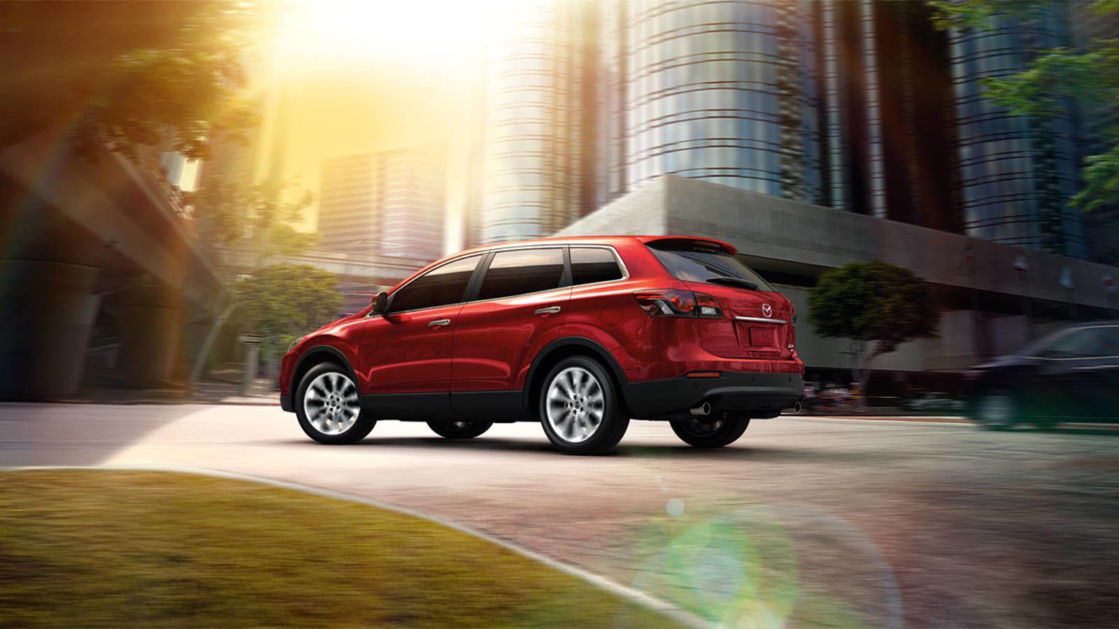 Kramer Mazda | 2015 Mazda CX-9 – Comfortable, spacious, and fun to drive Picture 1