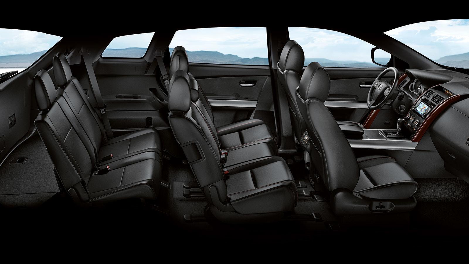Kramer Mazda | 2015 Mazda CX-9 – Comfortable, spacious, and fun to drive Picture 3