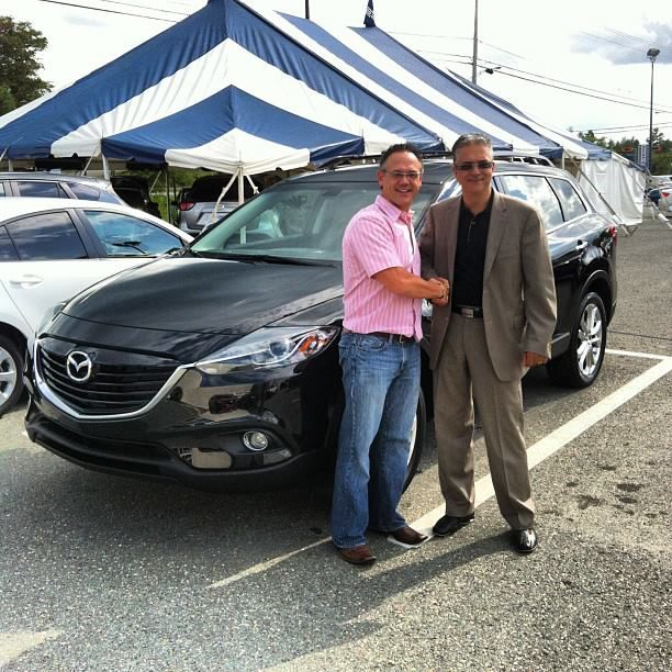 C'est mon 6ime Mazda acheté chez Mazda de Sherbrooke!