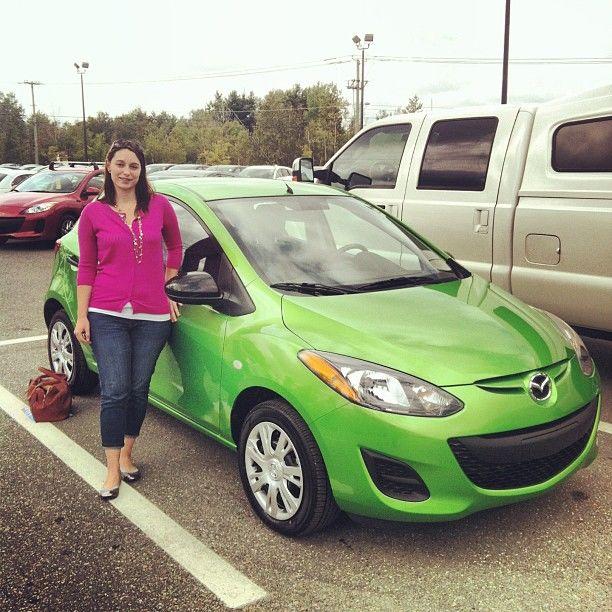 Sourire et courtoisie son au rendez-vous chez Mazda de Sherbrooke!