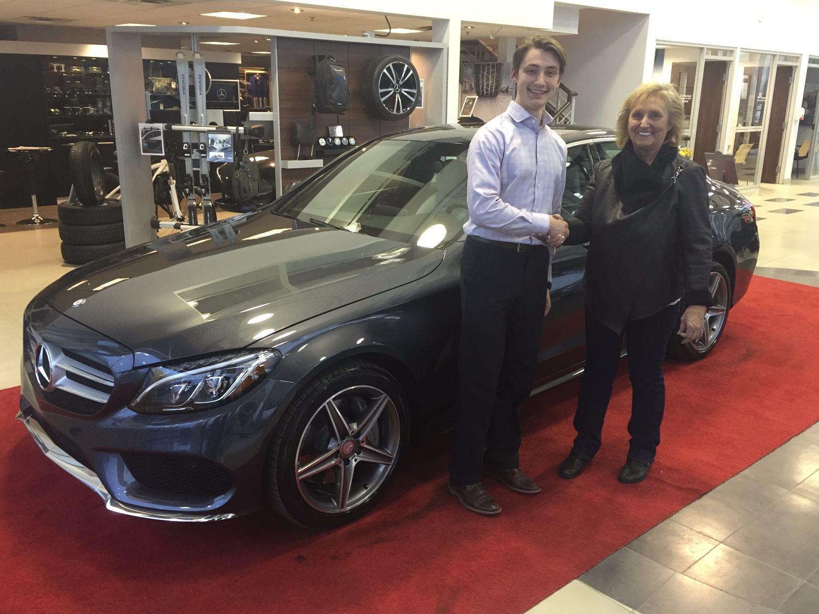 Mercedes Benz- C300 2016