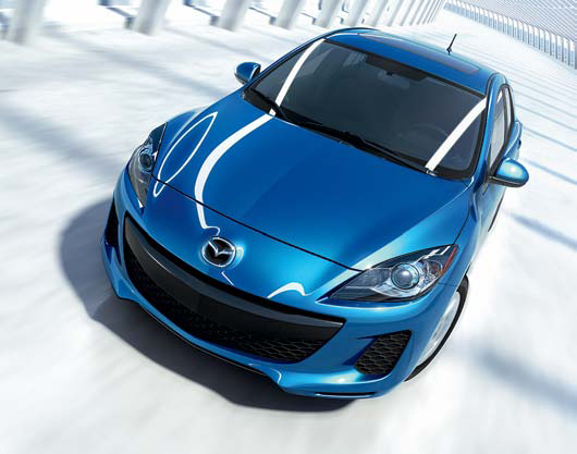 C'est ma 4ème Mazda !
