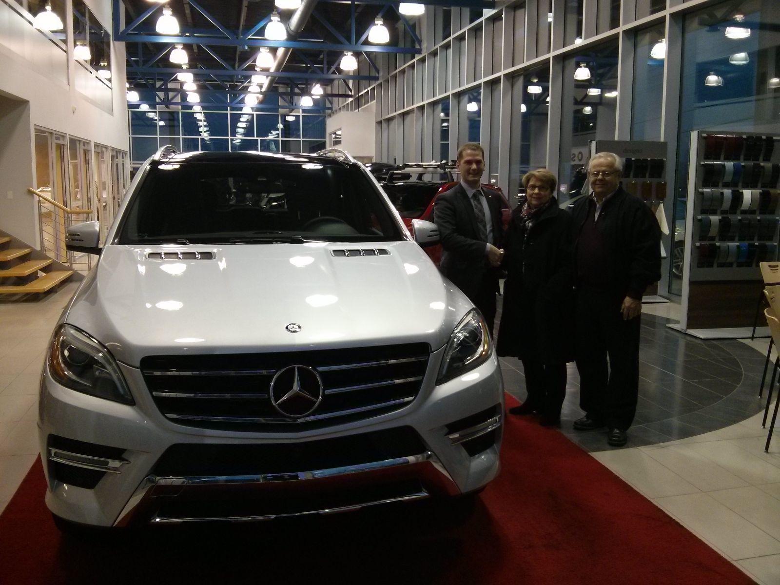 Mercedes-Benz de Sherbrooke