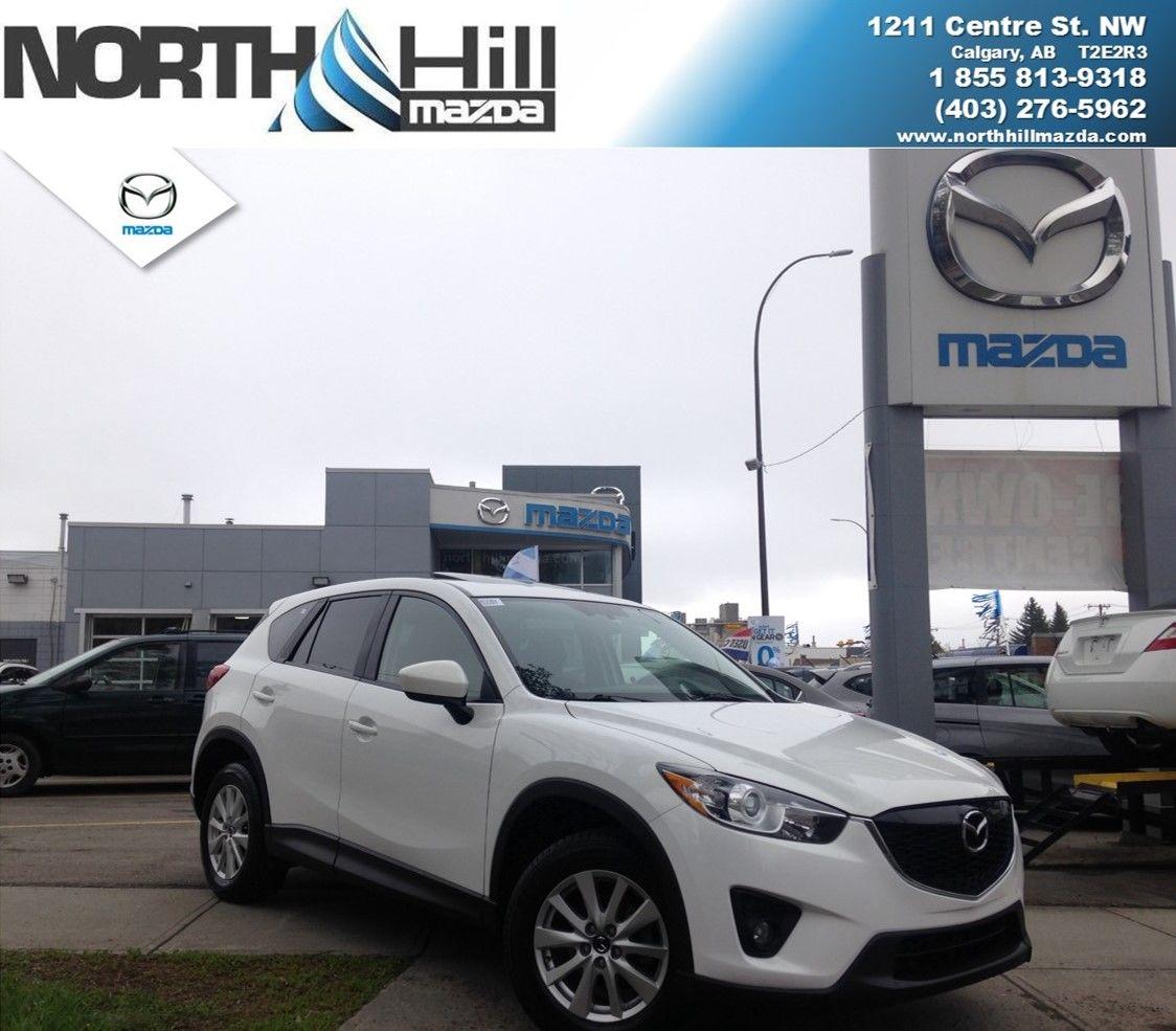 2013 Mazda Cx 5 Touring Awd For Sale In Calgary North Hill Mazda